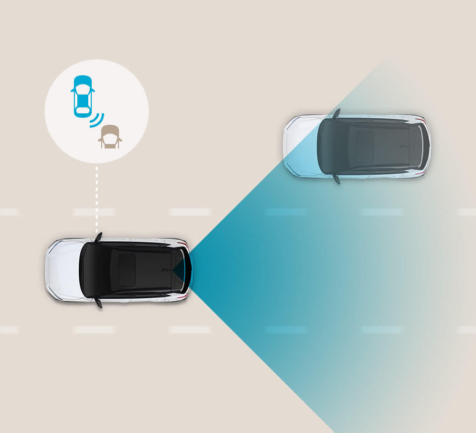 Adaptive Smart Cruise Control (ASCC) image